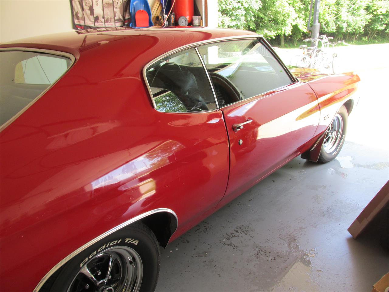 Large Picture of Classic 1971 Chevelle SS located in Godfrey Illinois - JRT1