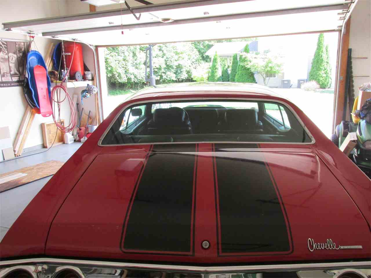 Large Picture of 1971 Chevrolet Chevelle SS located in Illinois Offered by a Private Seller - JRT1