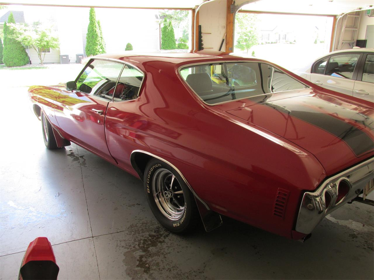 Large Picture of Classic '71 Chevelle SS located in Illinois - $26,500.00 Offered by a Private Seller - JRT1