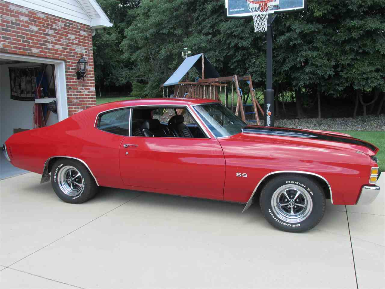 Large Picture of 1971 Chevrolet Chevelle SS located in Godfrey Illinois - $26,500.00 Offered by a Private Seller - JRT1