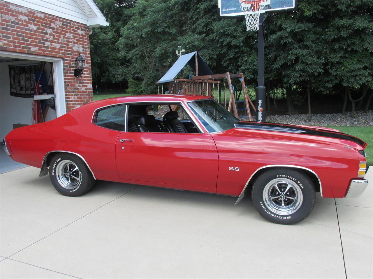 Large Picture of '71 Chevelle SS - $26,500.00 Offered by a Private Seller - JRT1