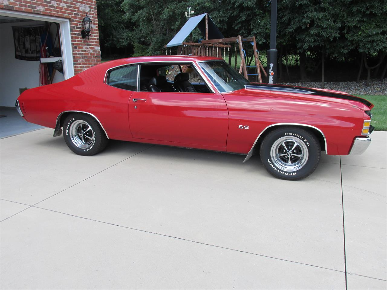 Large Picture of Classic 1971 Chevelle SS located in Illinois - $26,500.00 - JRT1