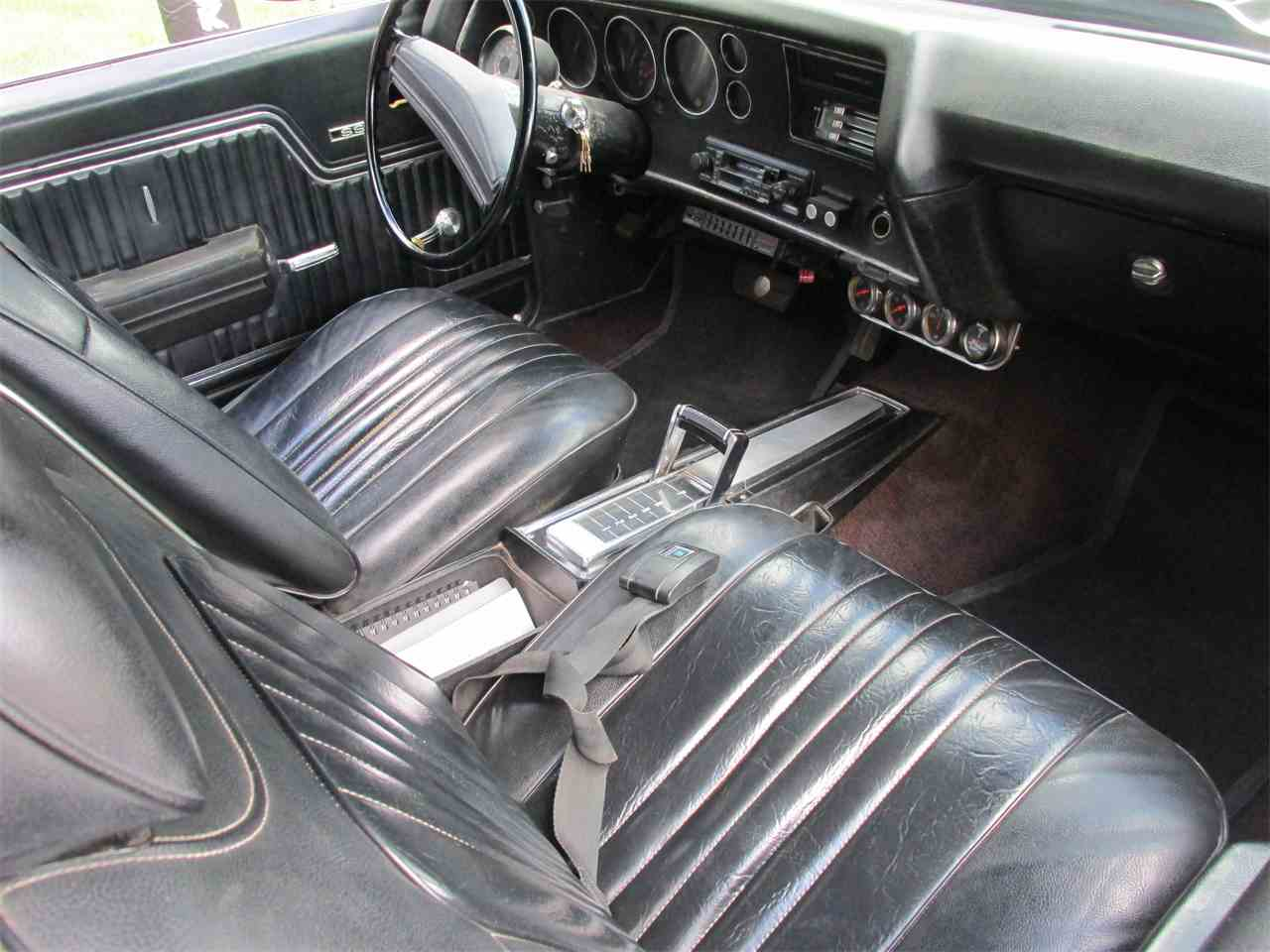 Large Picture of Classic '71 Chevrolet Chevelle SS - $26,500.00 Offered by a Private Seller - JRT1