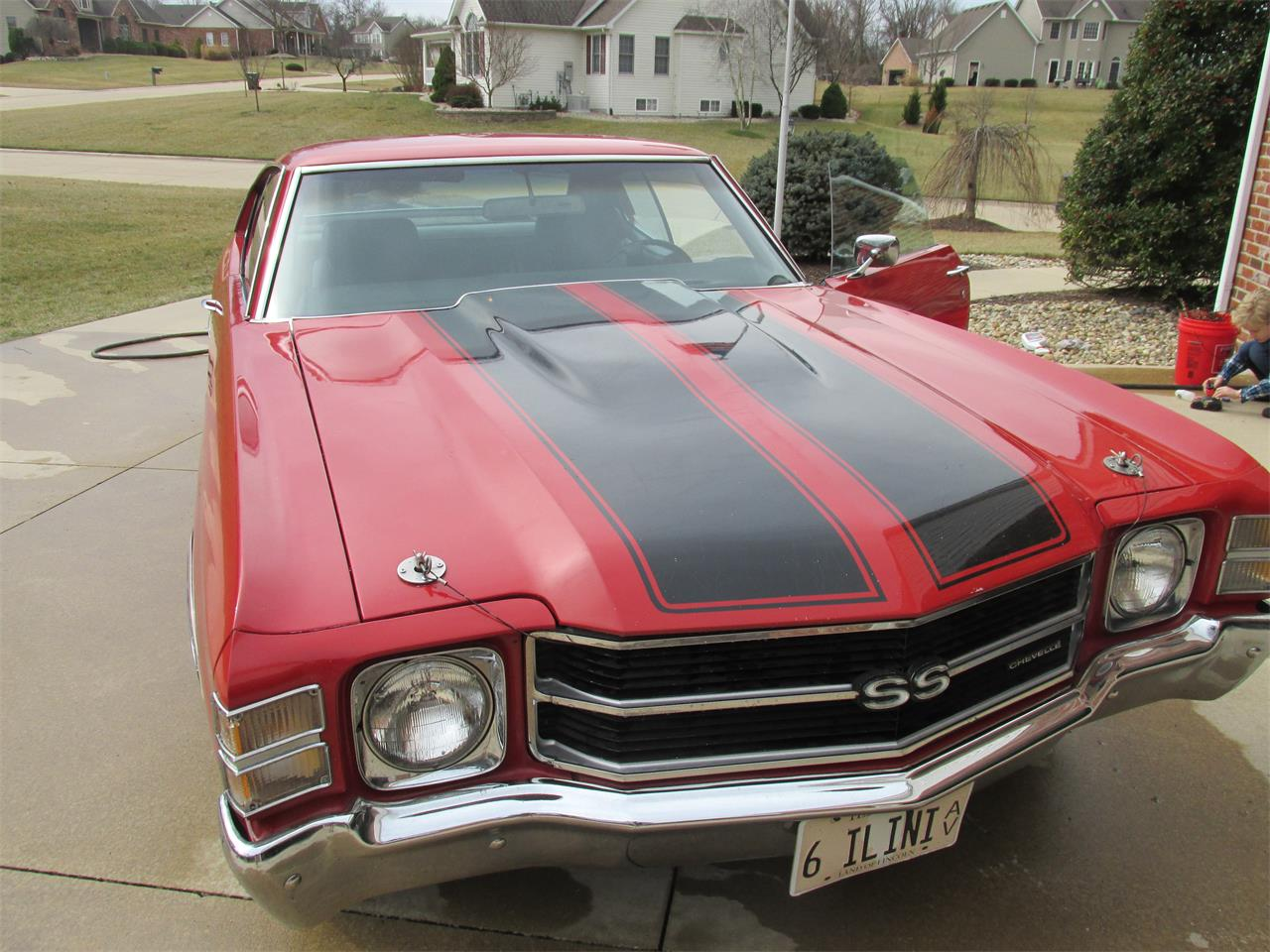 Large Picture of Classic 1971 Chevrolet Chevelle SS - $26,500.00 Offered by a Private Seller - JRT1