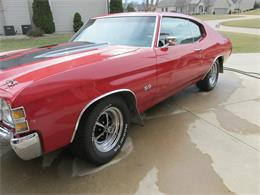 Picture of Classic 1971 Chevrolet Chevelle SS - JRT1
