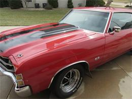 Picture of '71 Chevrolet Chevelle SS located in Godfrey Illinois - $26,500.00 - JRT1