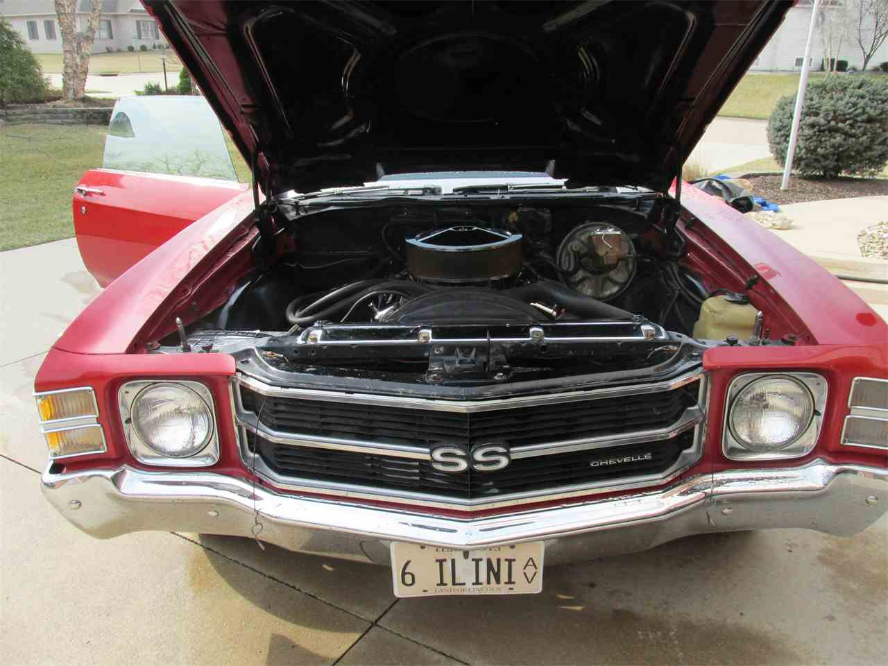 Large Picture of Classic '71 Chevelle SS located in Illinois - $26,500.00 - JRT1