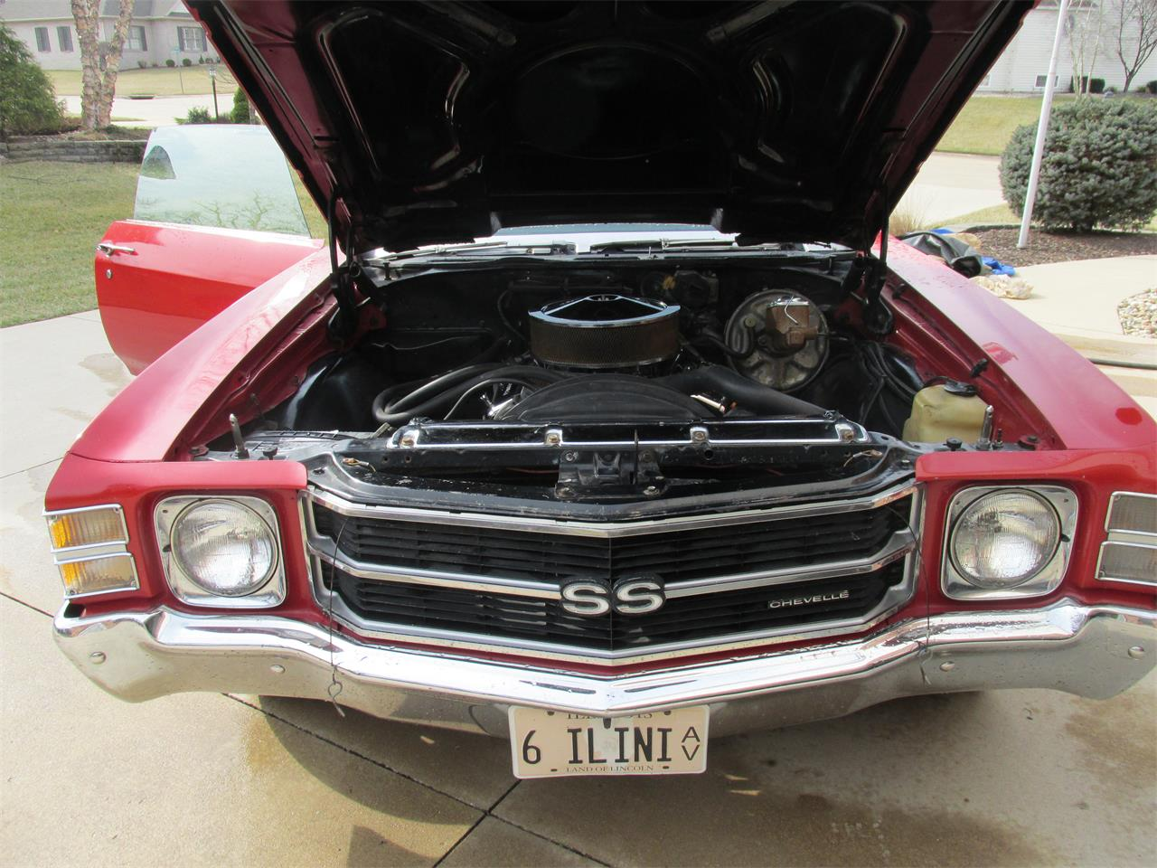 Large Picture of '71 Chevrolet Chevelle SS - $26,500.00 Offered by a Private Seller - JRT1