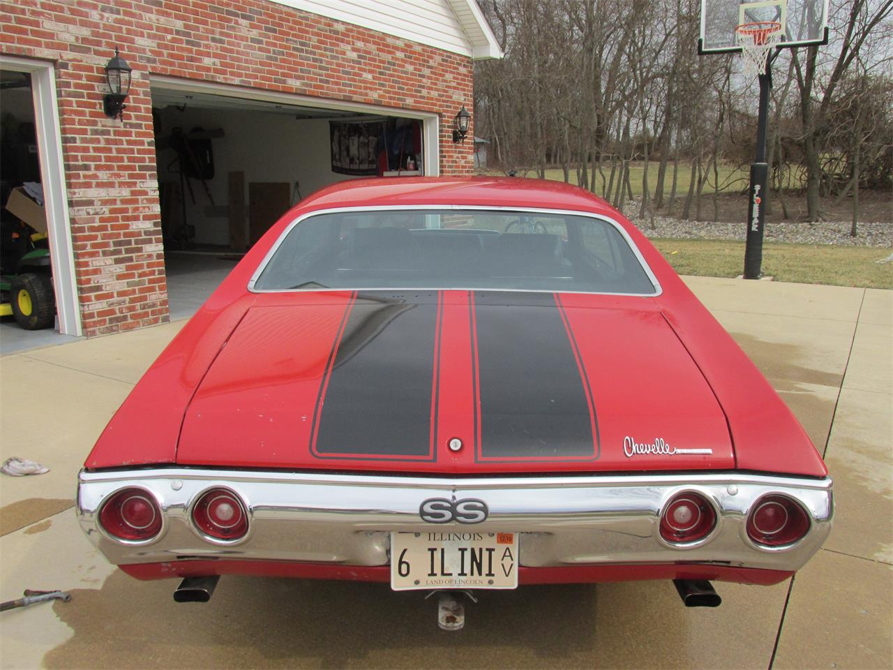 Large Picture of Classic 1971 Chevrolet Chevelle SS Offered by a Private Seller - JRT1