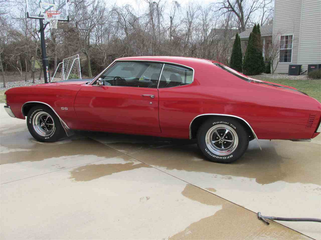 Large Picture of Classic '71 Chevelle SS located in Godfrey Illinois Offered by a Private Seller - JRT1