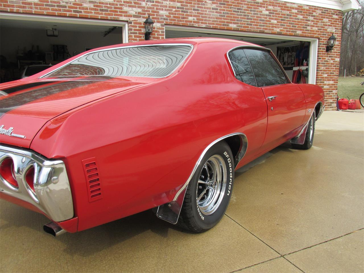 Large Picture of Classic '71 Chevrolet Chevelle SS Offered by a Private Seller - JRT1