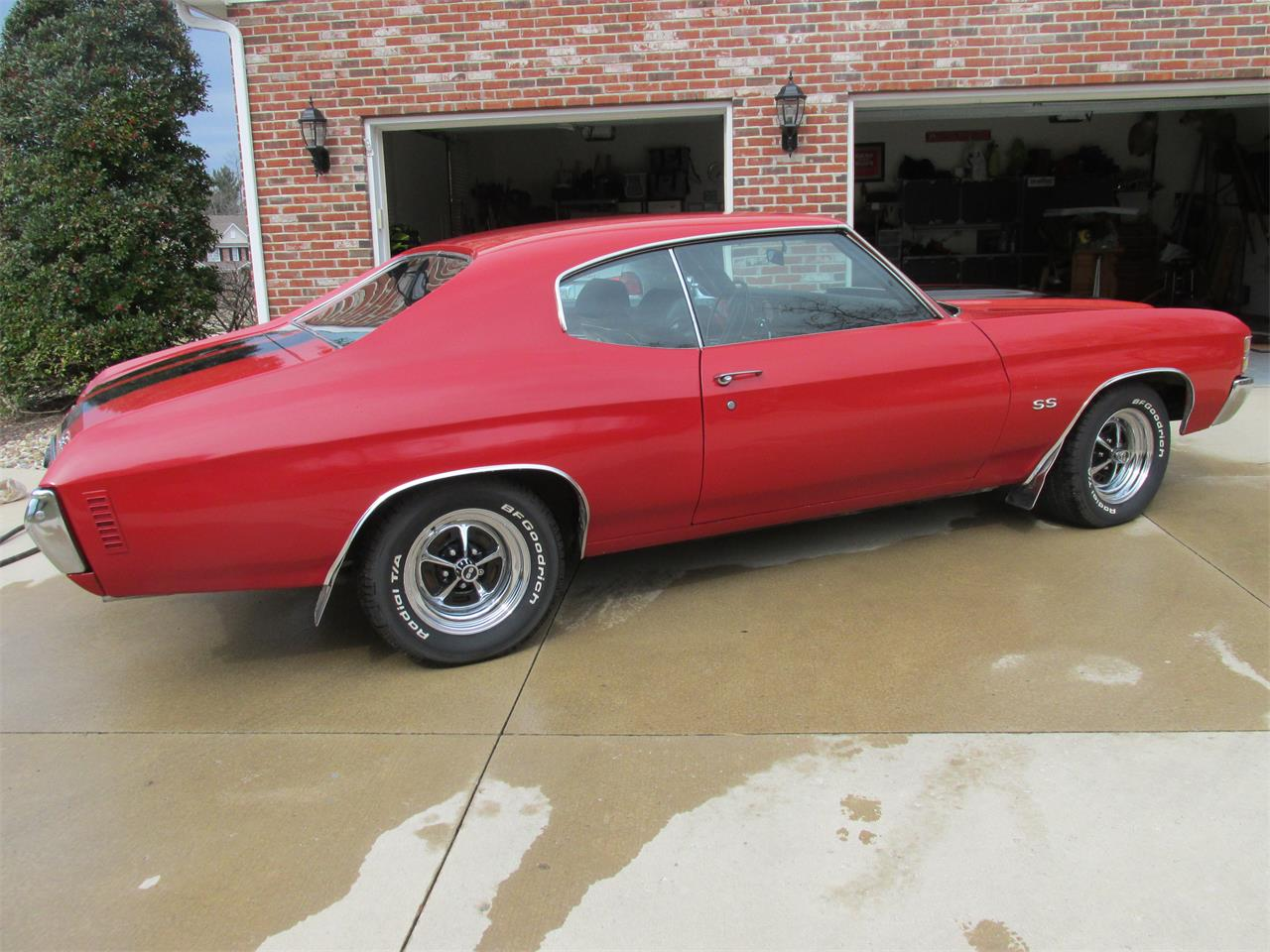 Large Picture of Classic '71 Chevrolet Chevelle SS located in Illinois Offered by a Private Seller - JRT1