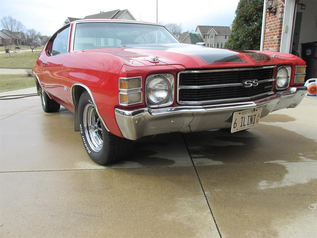 Large Picture of Classic 1971 Chevelle SS - JRT1