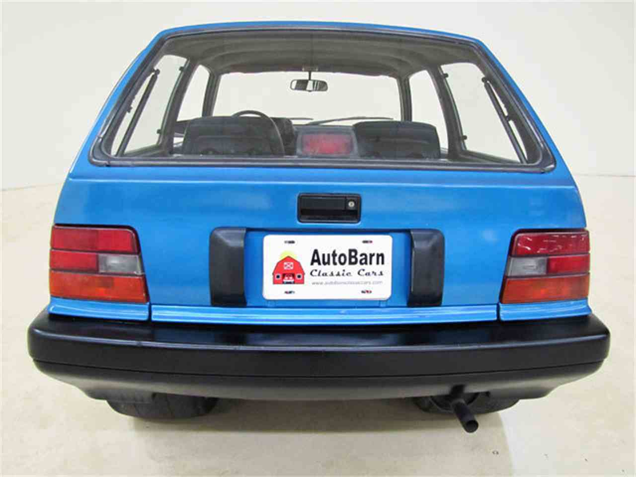 Large Picture of 1988 Chevrolet Sprint Offered by Autobarn Classic Cars - JQ2L