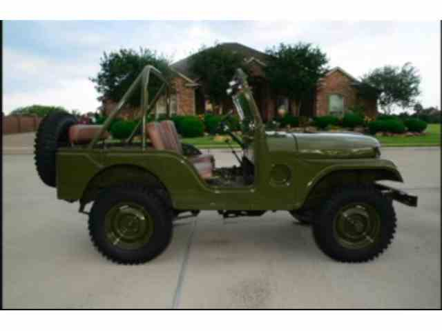 Picture of 1954 Willys - $15,999.00 Offered by a Private Seller - JRUS