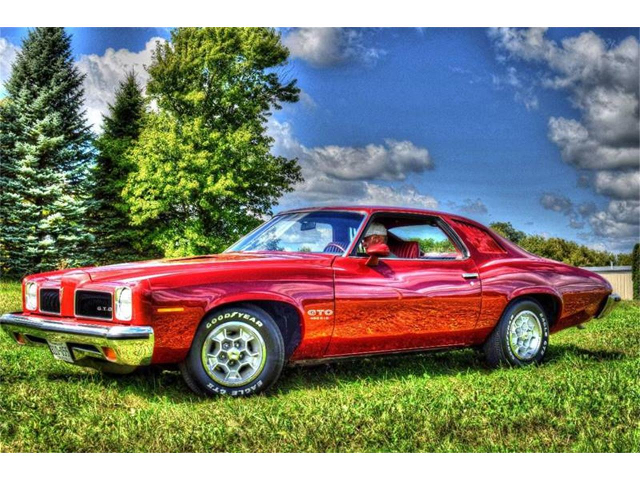 Large Picture of Classic 1973 Pontiac GTO located in watertown Minnesota - JRUW