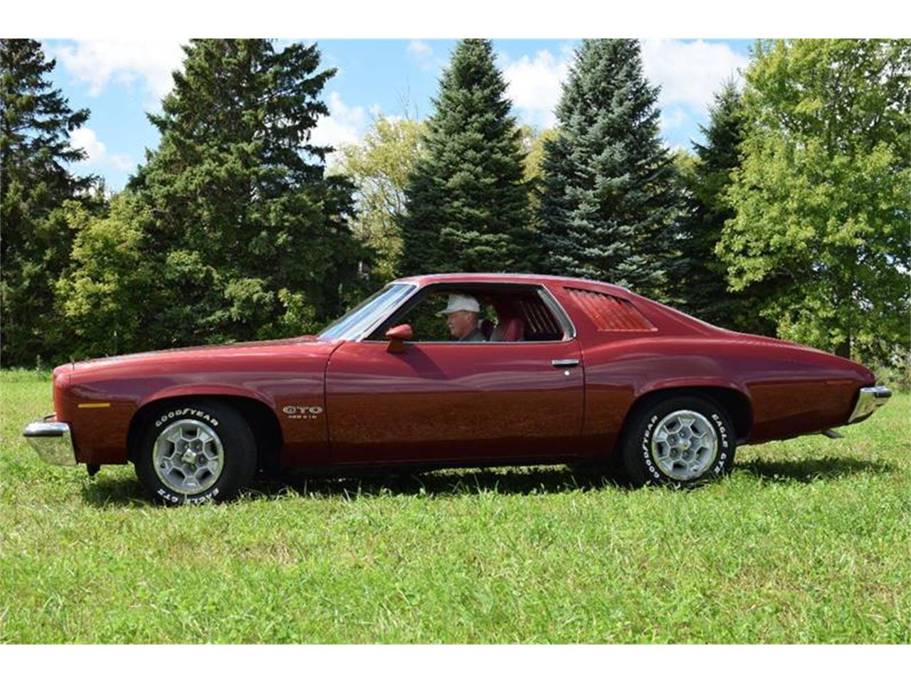 Large Picture of Classic 1973 Pontiac GTO - $18,500.00 - JRUW