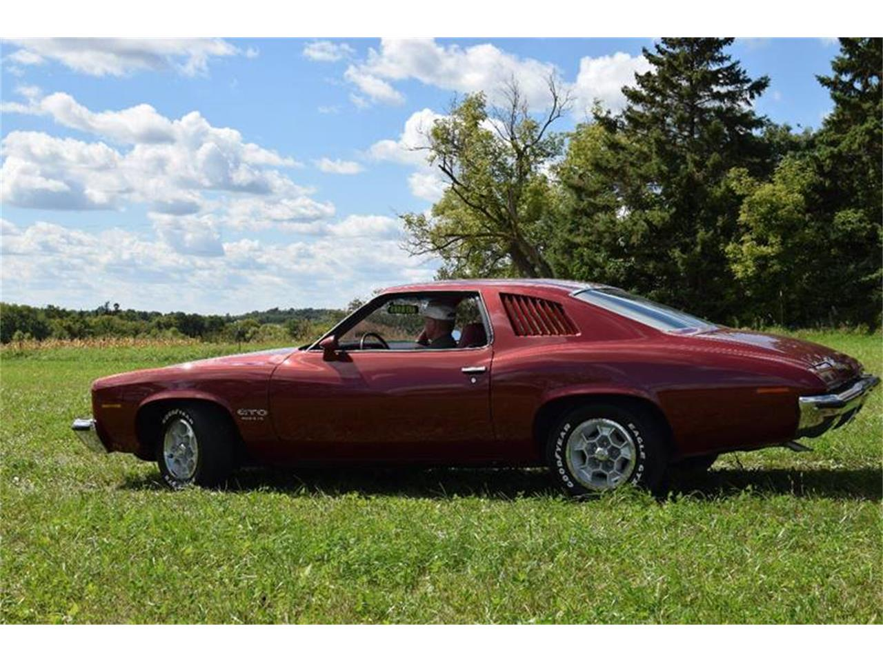 Large Picture of Classic '73 GTO - JRUW
