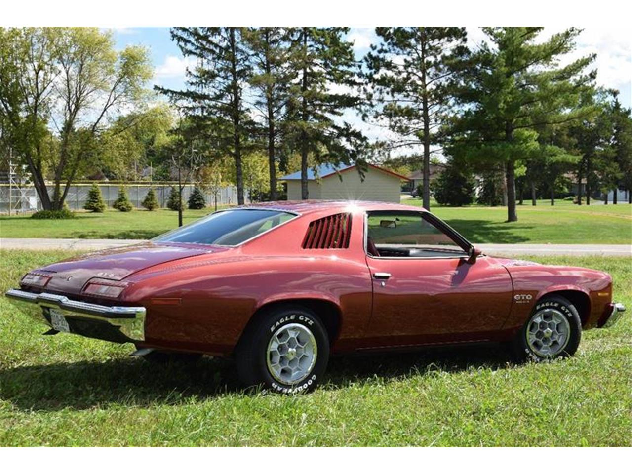 Large Picture of Classic '73 Pontiac GTO - $18,500.00 Offered by Hooked On Classics - JRUW