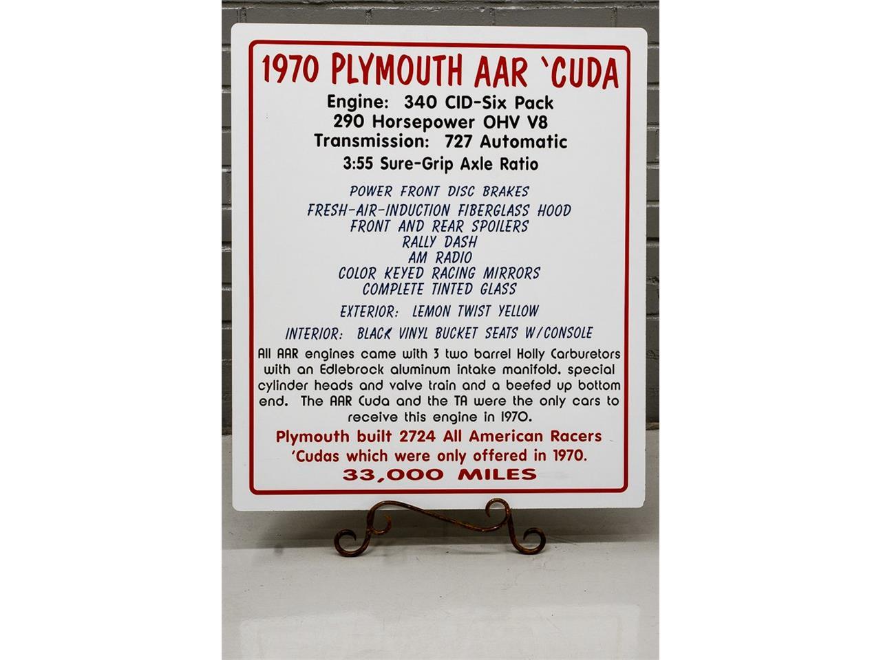 Large Picture of '70 Cuda - JQ2P