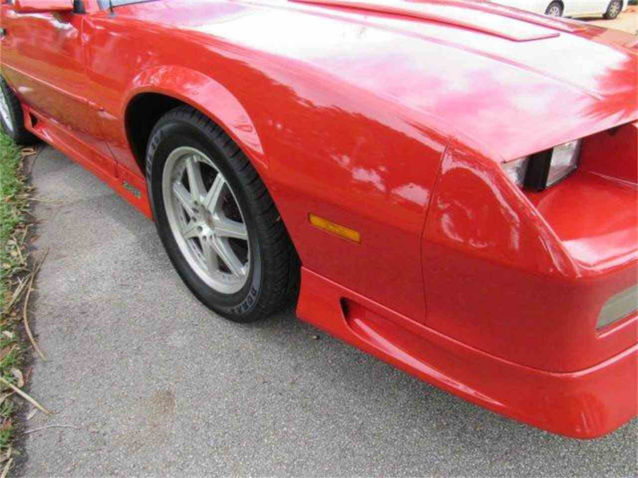 Large Picture of '92 Camaro Z28 - JRV0