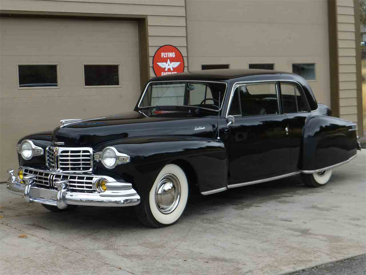 Large Picture of '47 Continental - JRV1