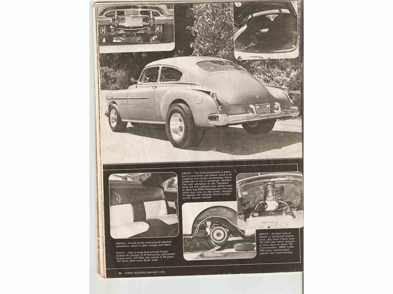 Large Picture of '50 88 Club Sedan (Fastback) - JRV7