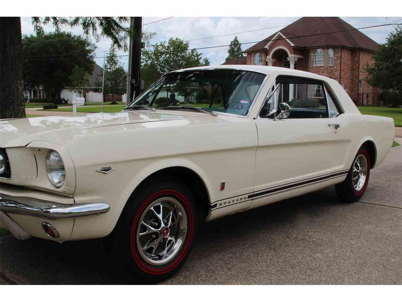 Large Picture of '66 Mustang GT - JRVG