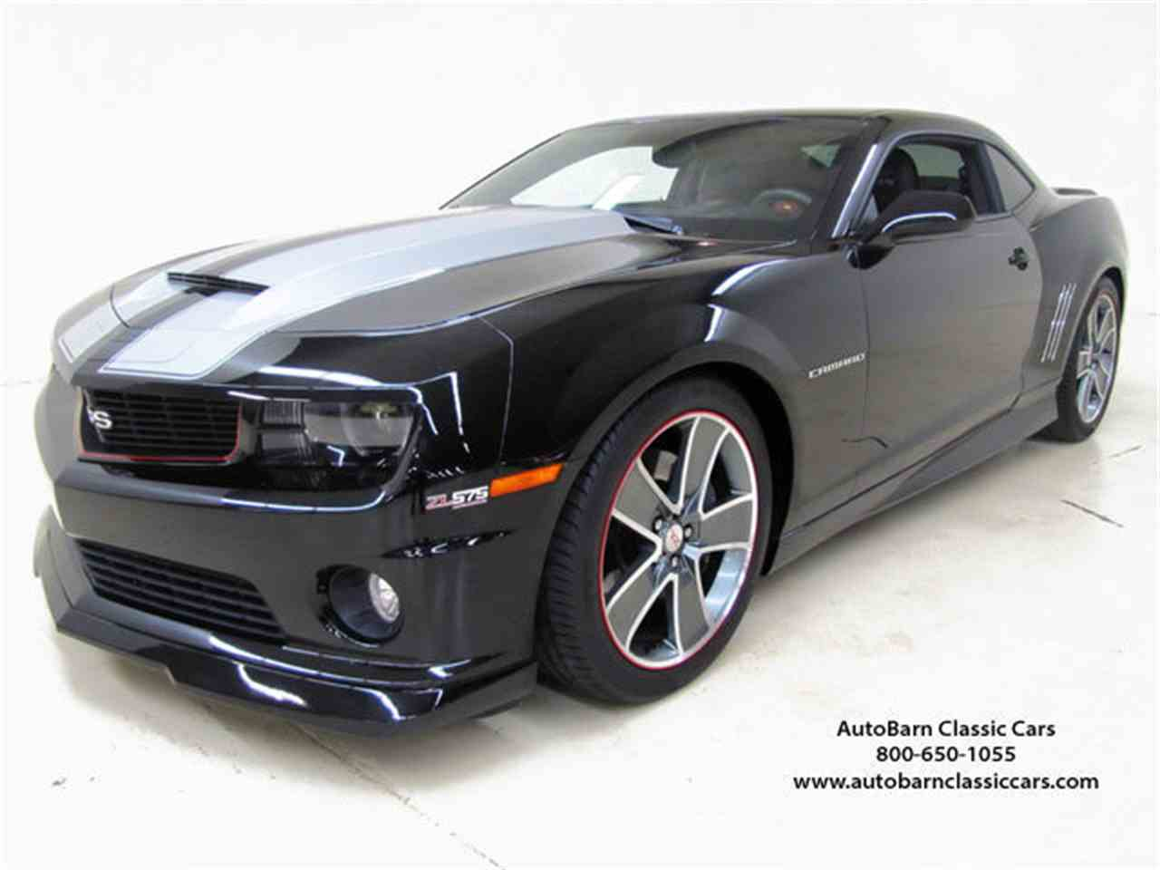 Large Picture of 2010 Camaro SLP ZL 575 Offered by Autobarn Classic Cars - JQ2R