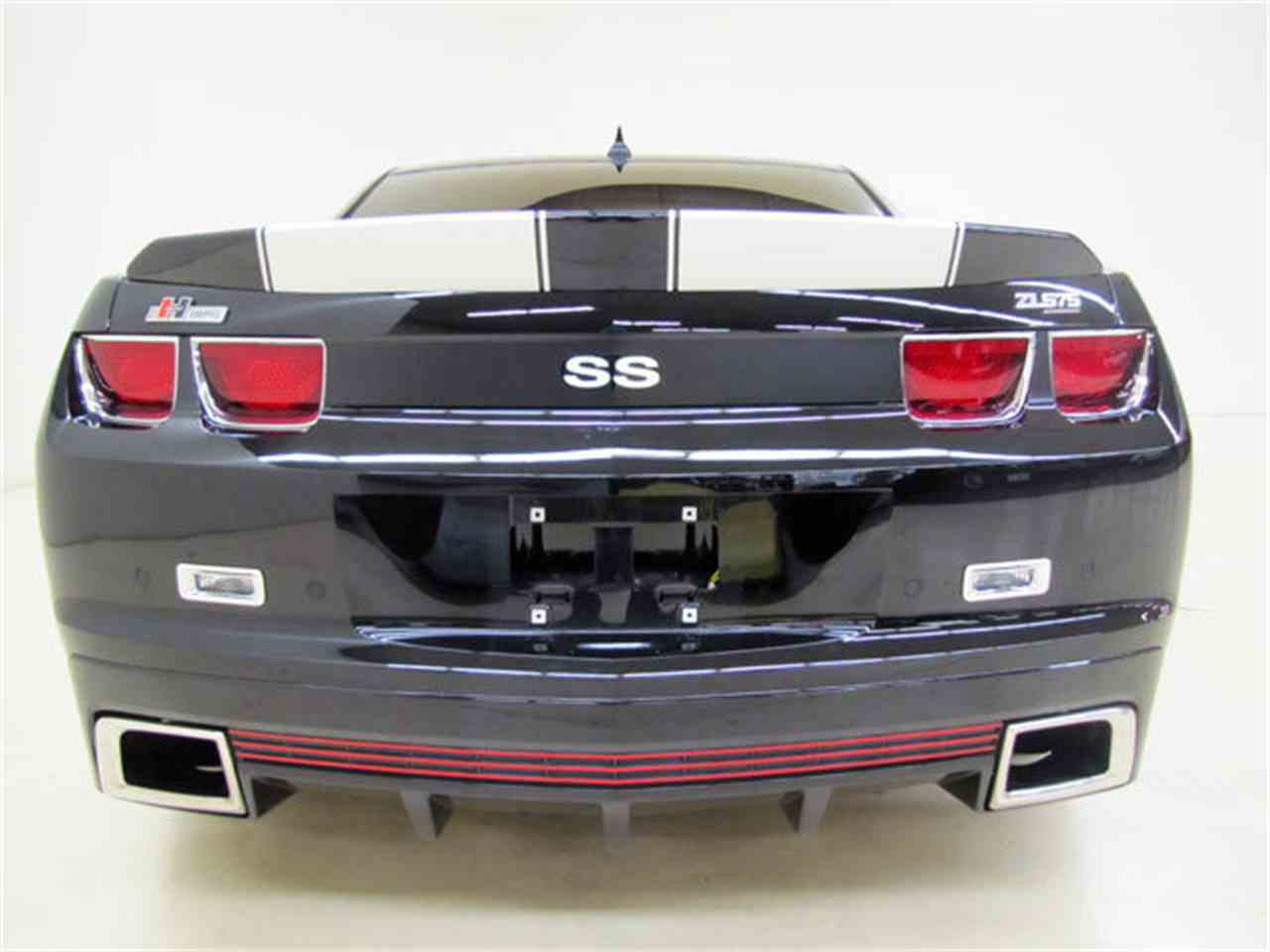 Large Picture of '10 Camaro SLP ZL 575 located in Concord North Carolina - $39,995.00 - JQ2R