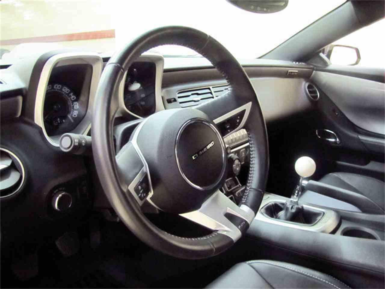 Large Picture of 2010 Camaro SLP ZL 575 located in Concord North Carolina - JQ2R