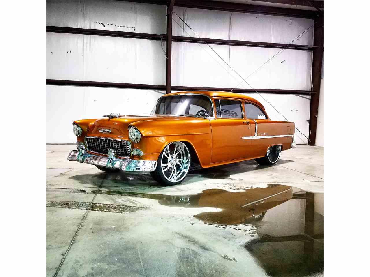 1955 Chevrolet Bel Air for Sale | ClassicCars.com | CC-922602