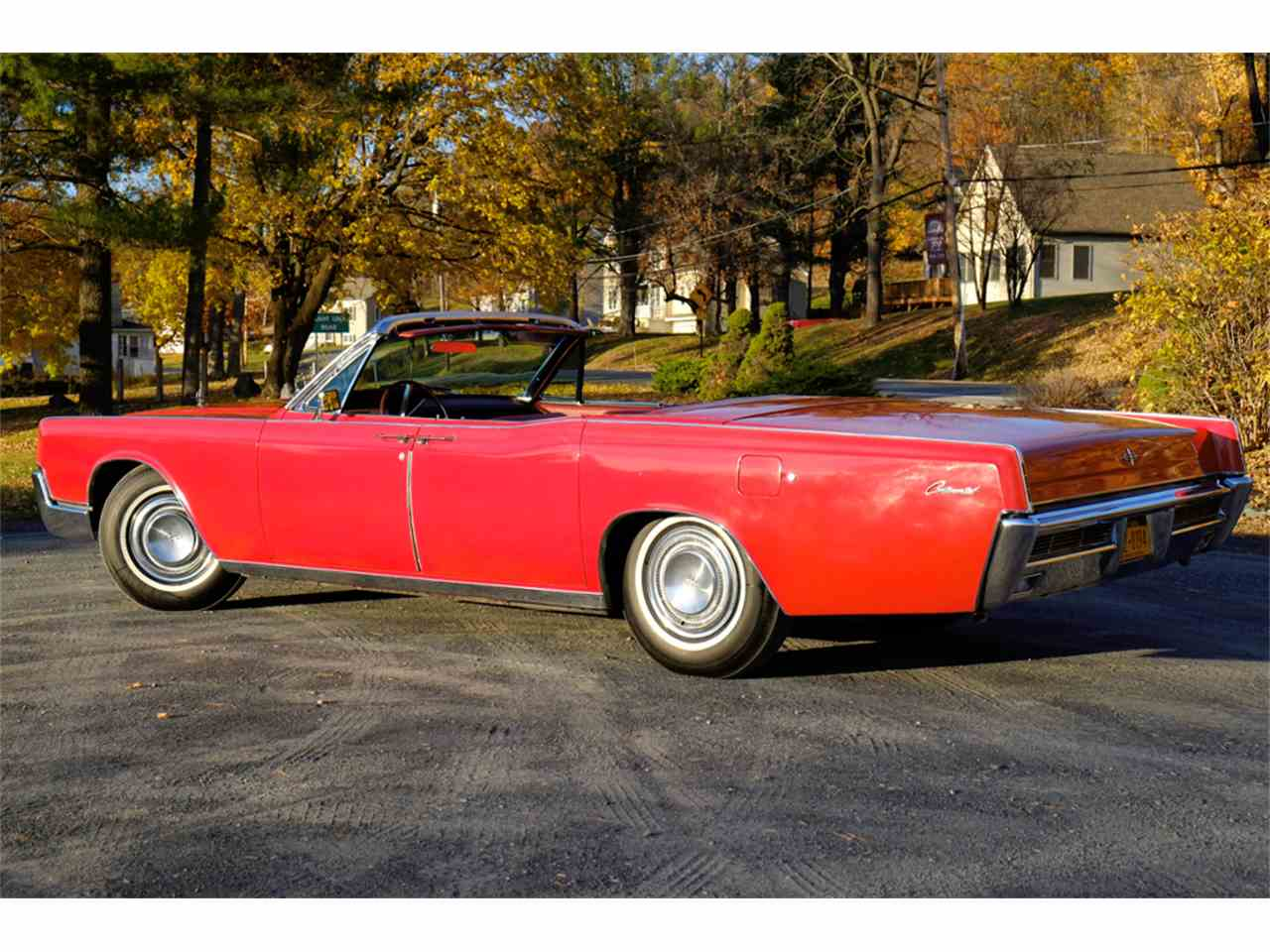 Large Picture of 1966 Continental - $34,900.00 Offered by Automotion - JRW9