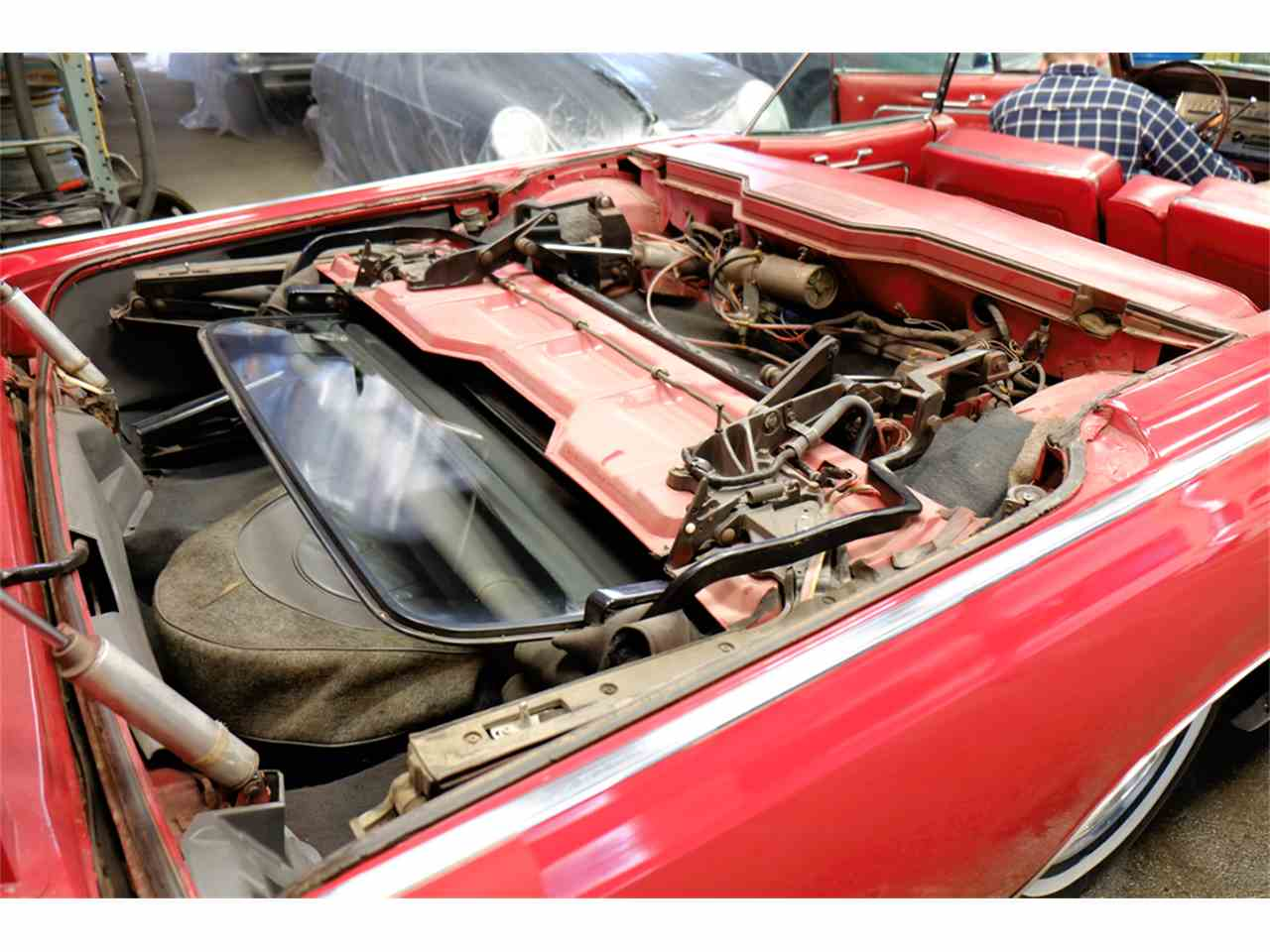 Large Picture of '66 Lincoln Continental - $34,900.00 - JRW9