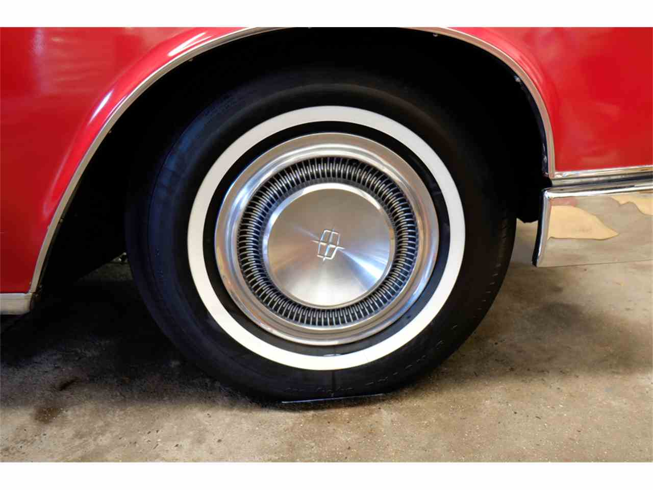 Large Picture of Classic 1966 Lincoln Continental - $34,900.00 - JRW9