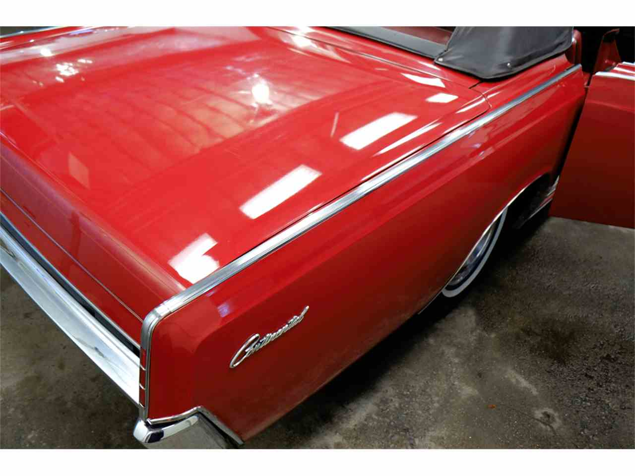 Large Picture of Classic 1966 Continental - JRW9