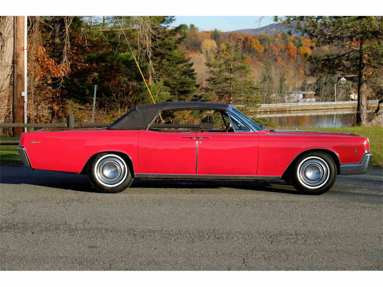 Large Picture of Classic 1966 Lincoln Continental - $34,900.00 Offered by Automotion - JRW9