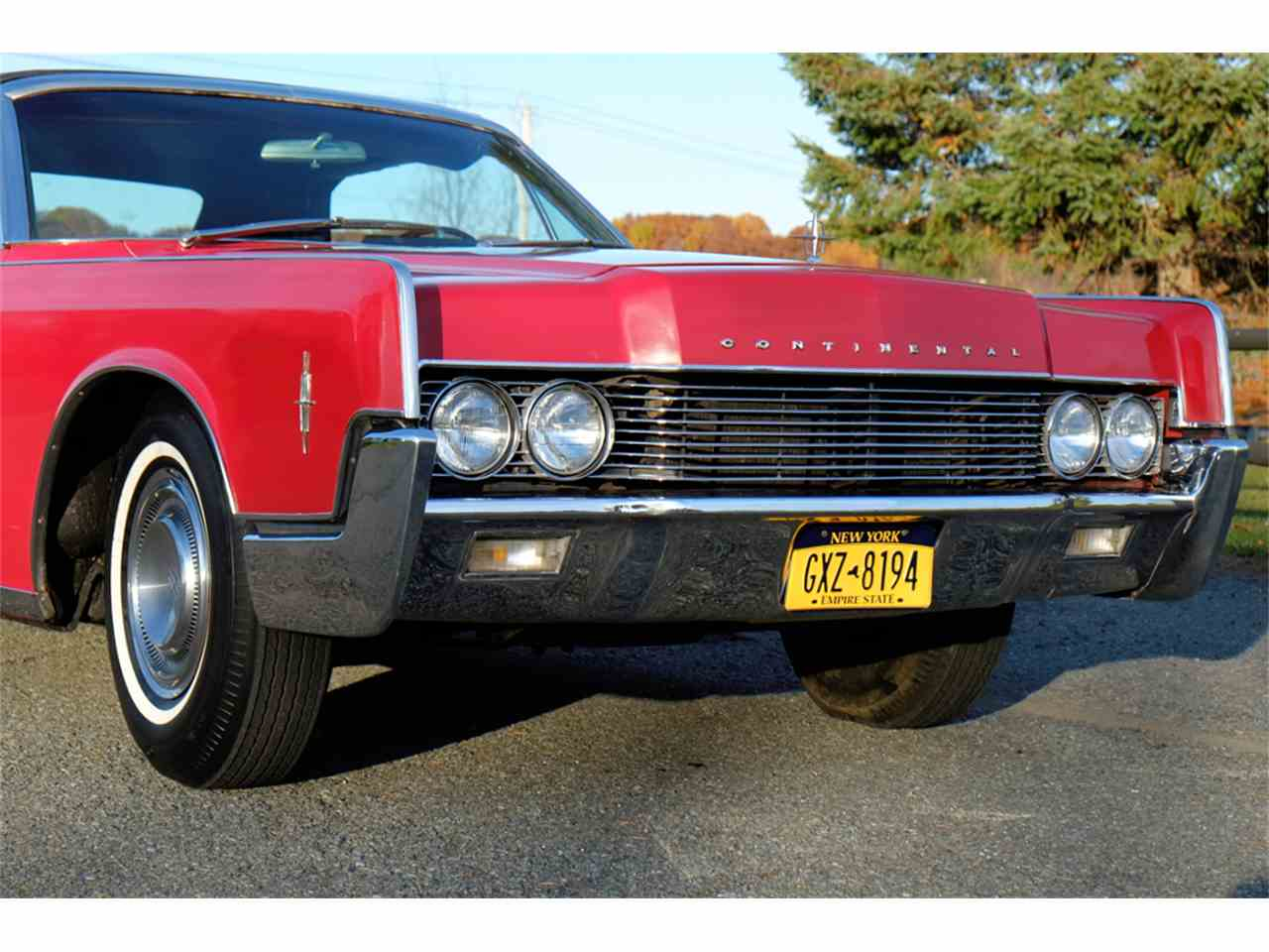 Large Picture of Classic 1966 Continental located in Troy New York - $34,900.00 Offered by Automotion - JRW9