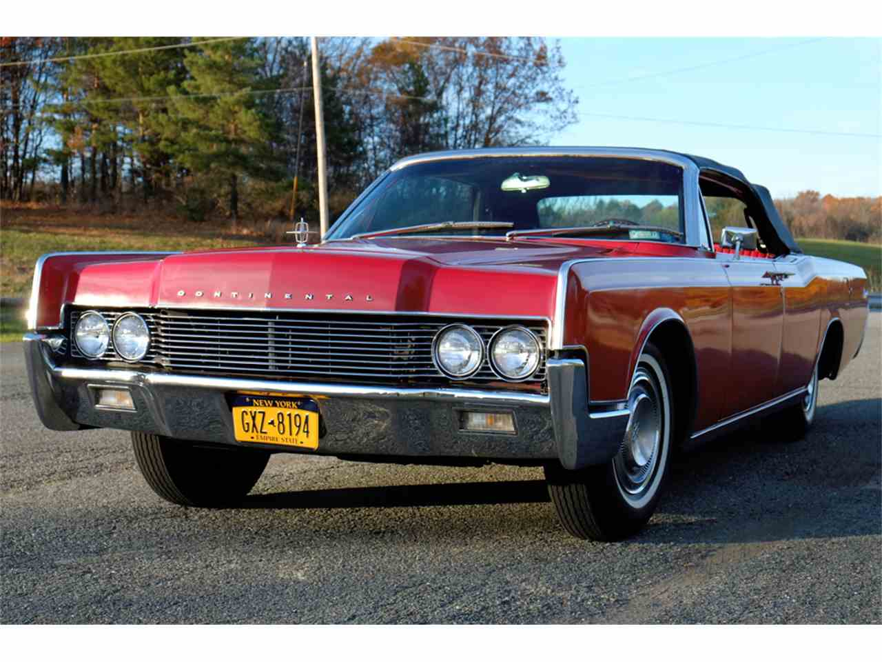 Large Picture of Classic '66 Lincoln Continental - $34,900.00 - JRW9
