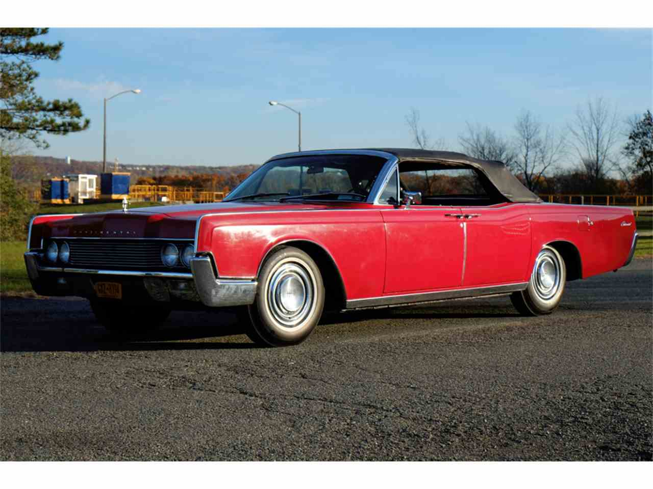 Large Picture of 1966 Lincoln Continental - $34,900.00 Offered by Automotion - JRW9