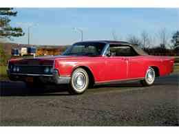 Picture of Classic 1966 Lincoln Continental located in Troy New York - JRW9