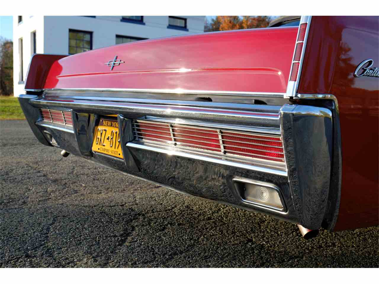 Large Picture of Classic '66 Continental located in New York Offered by Automotion - JRW9