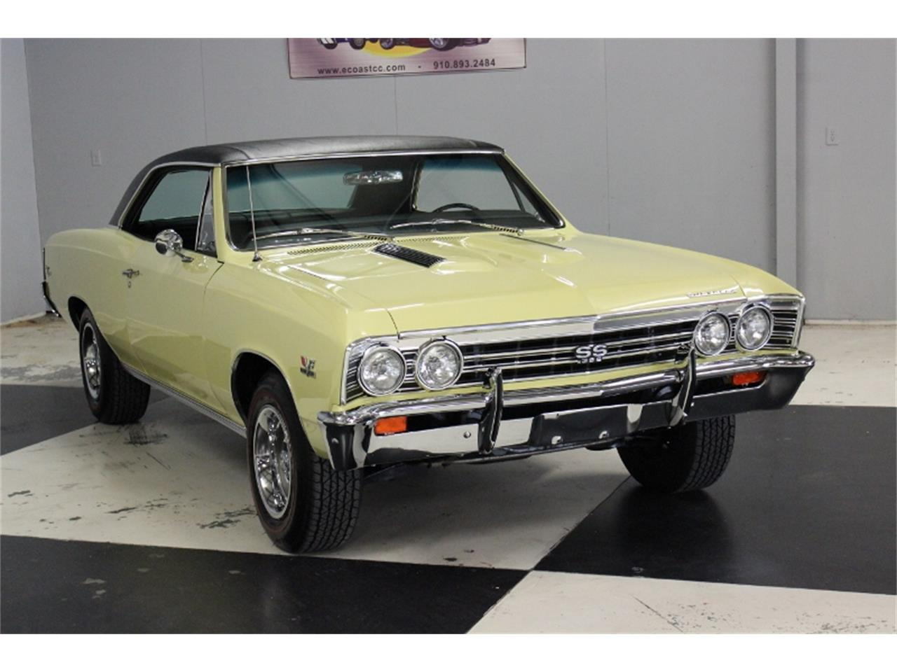 Large Picture of '67 Chevelle SS - JRWL