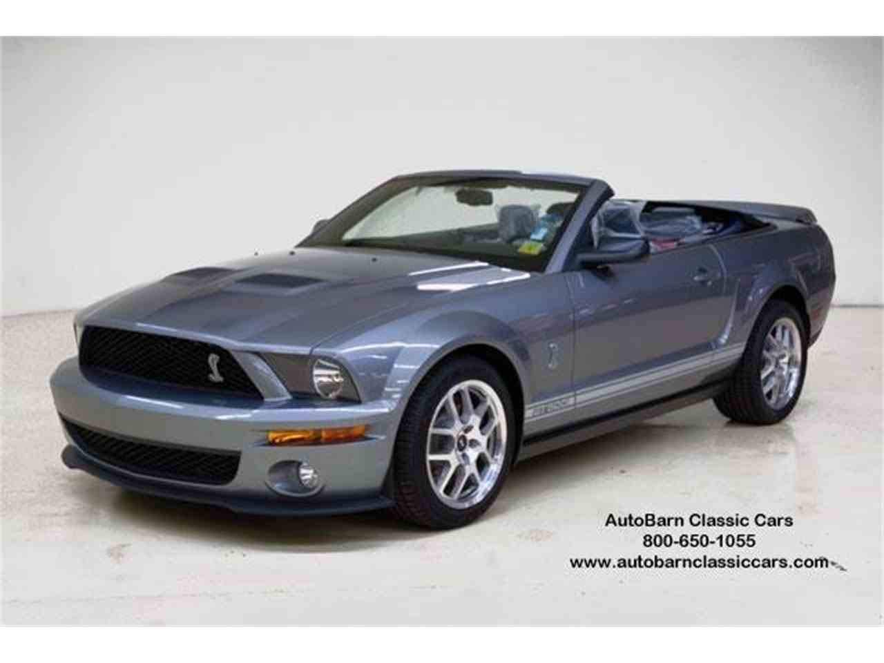 Large Picture of '07 Shelby GT500 Offered by Autobarn Classic Cars - JQ2W
