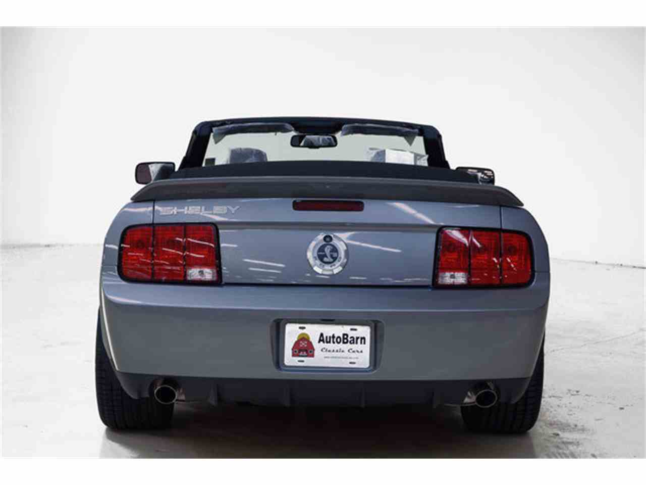 Large Picture of 2007 GT500 located in North Carolina - $56,995.00 Offered by Autobarn Classic Cars - JQ2W