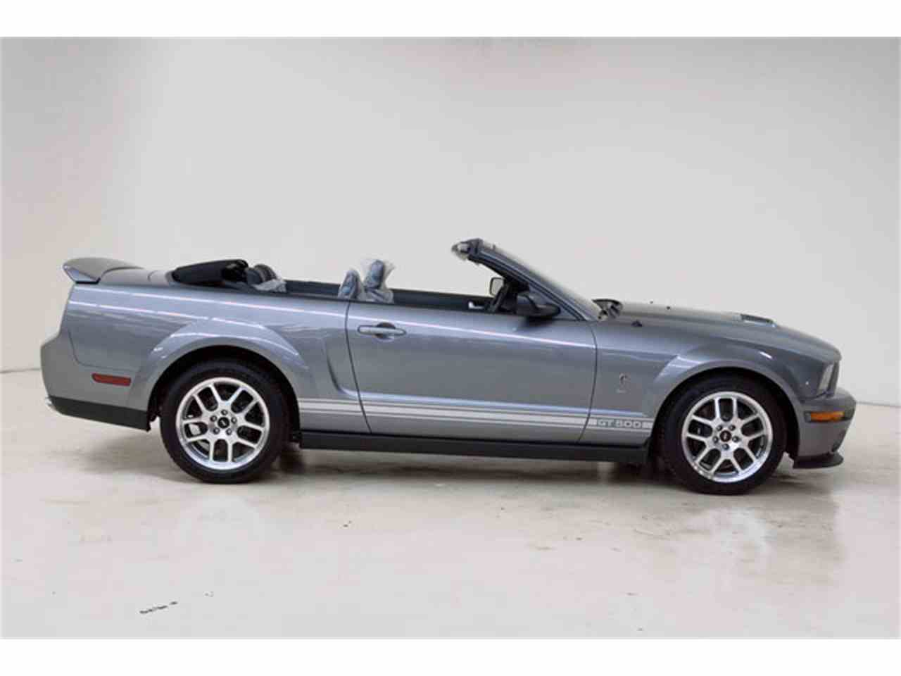 Large Picture of 2007 GT500 located in Concord North Carolina - $56,995.00 - JQ2W