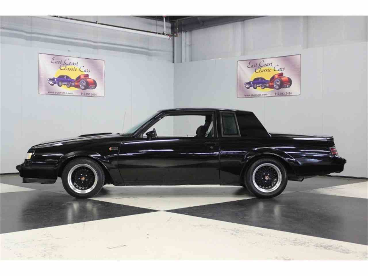 1985 Buick Grand National for Sale | ClassicCars.com | CC-922643