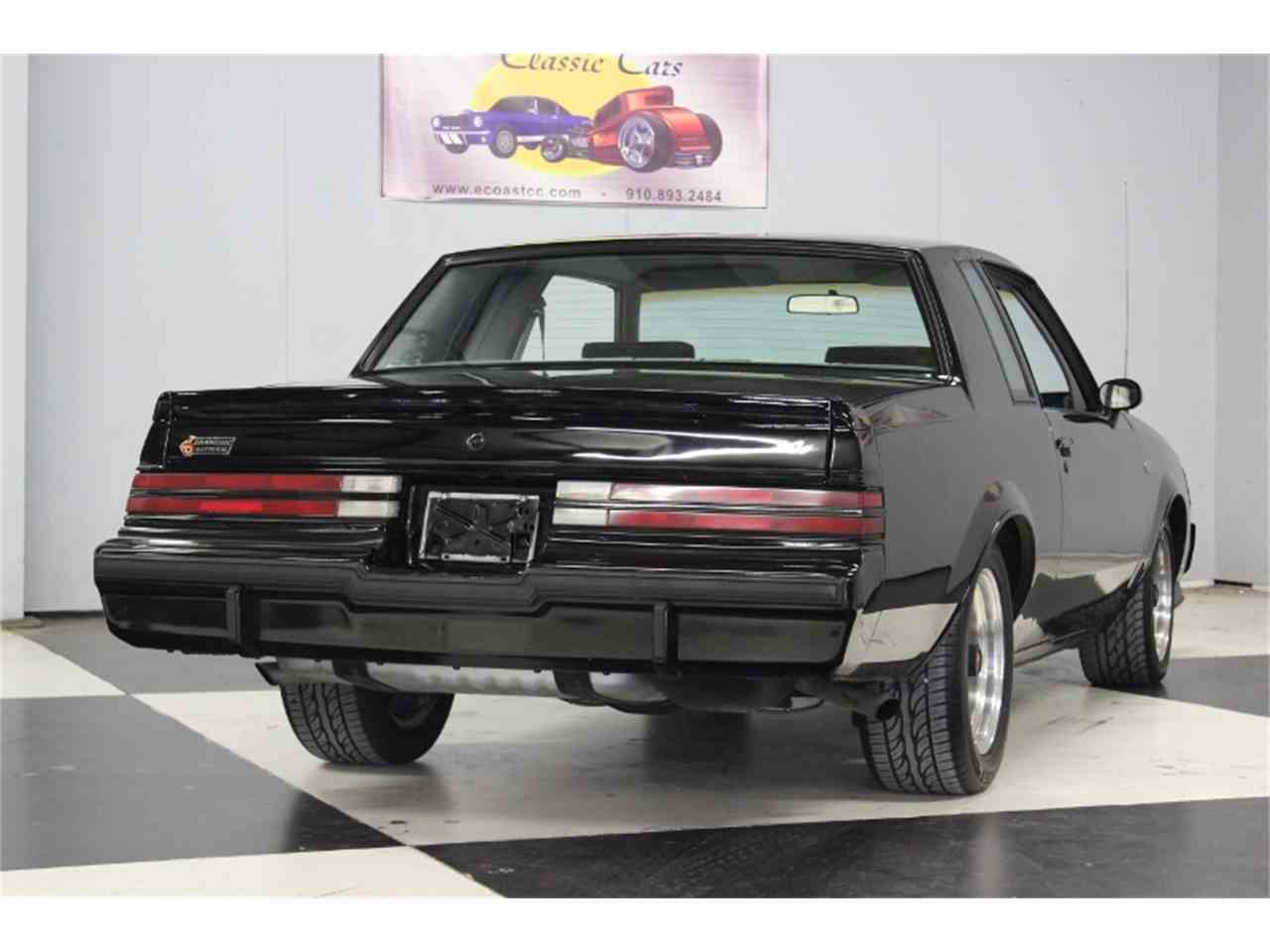 Large Picture of '85 Grand National - JRWZ