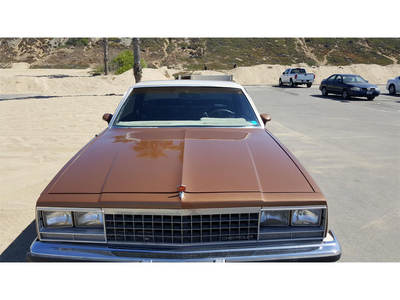 Large Picture of '83 El Camino - JRX0