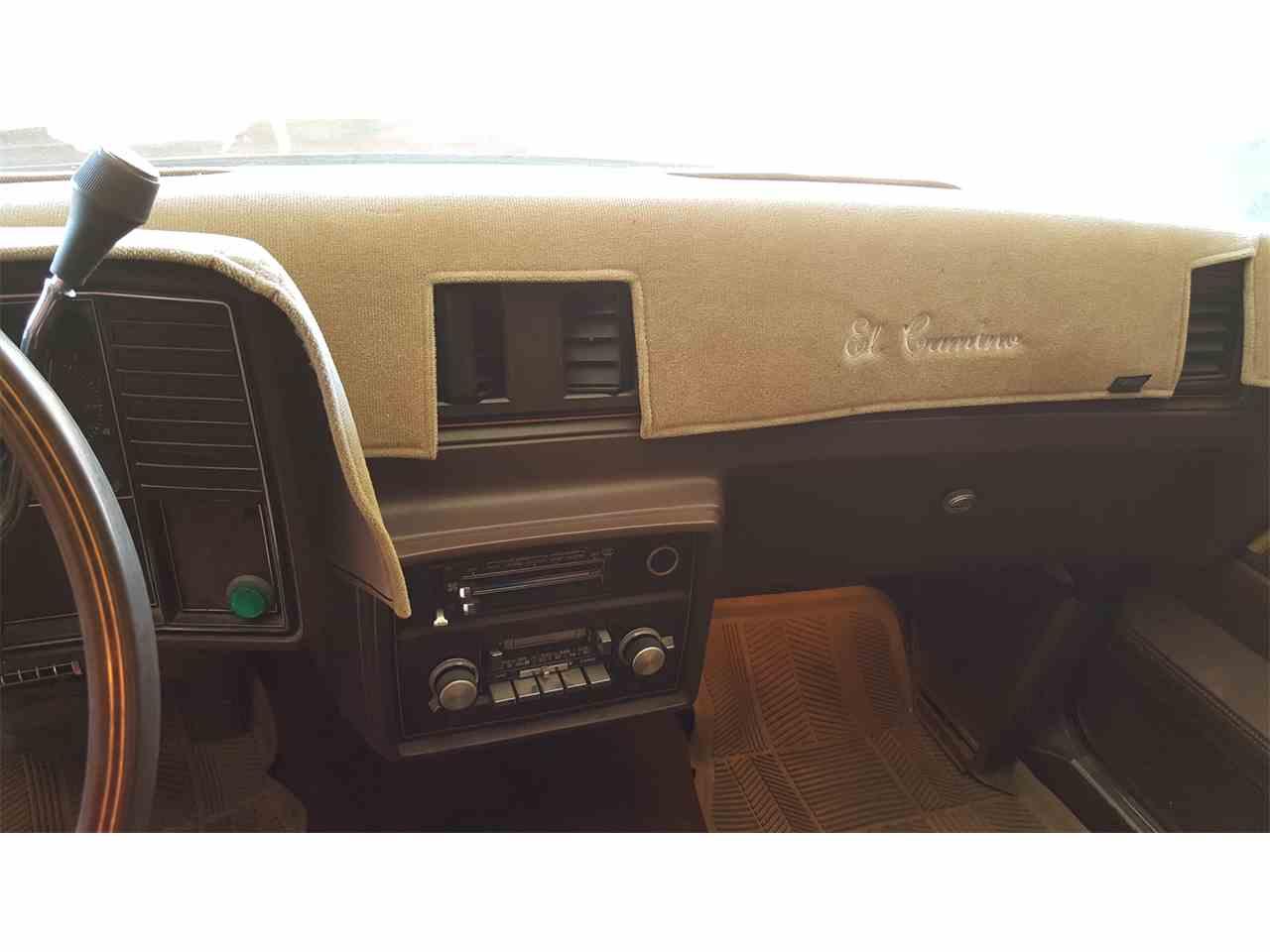 Large Picture of '83 El Camino - JRX0